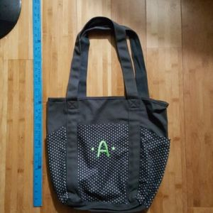 thirty-one retired Canvas tote
